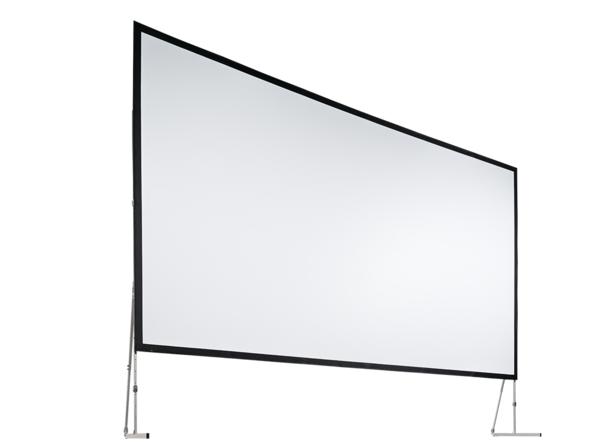 [Translate to Deutsch:] Monoblox moblie projection screen